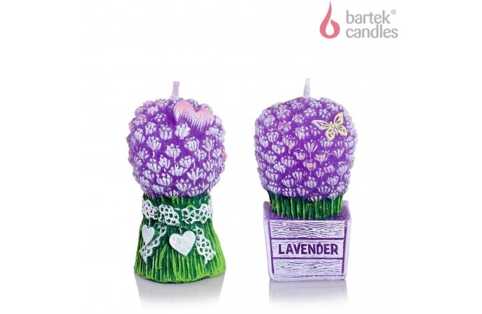 Lavender bouquet figure 75 mix